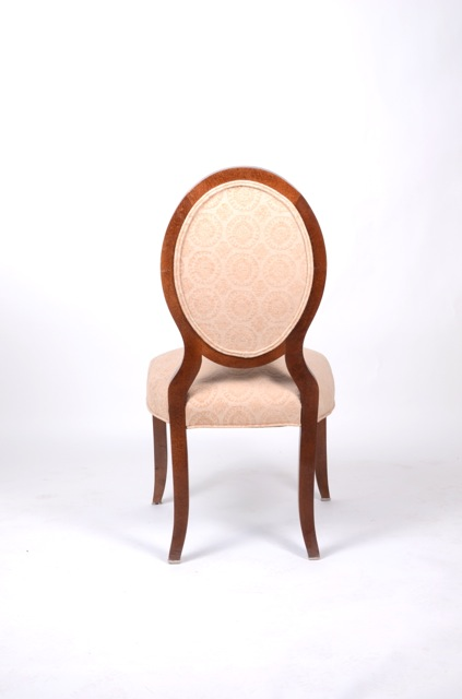 chair oval back
